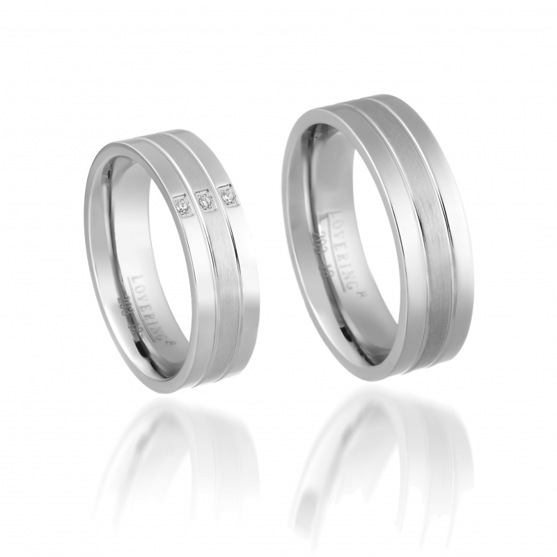 LVR203D Couple Ring