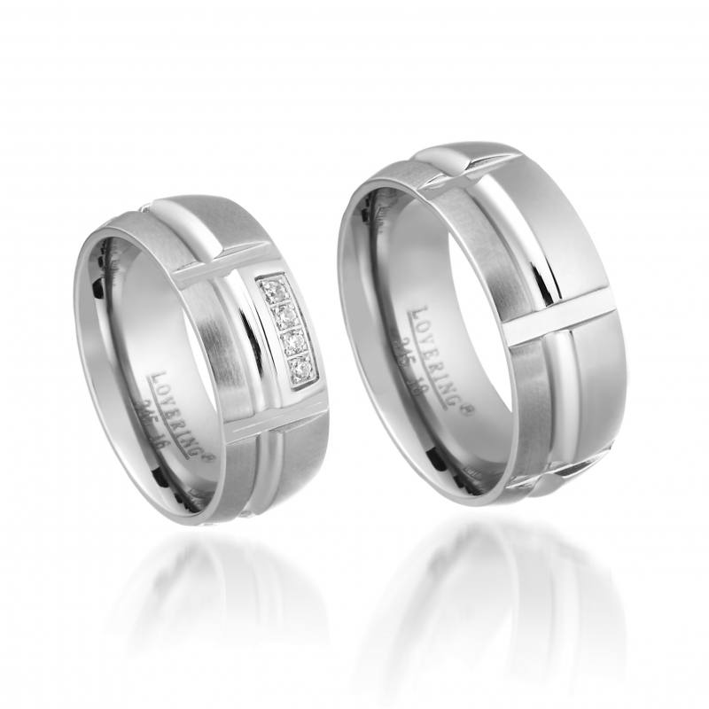 LVR345D Couple Ring