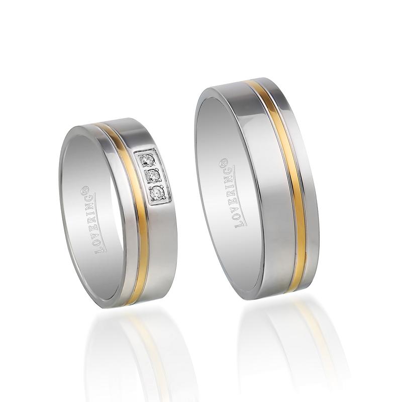 LVR430D Aşk Yüzüğü