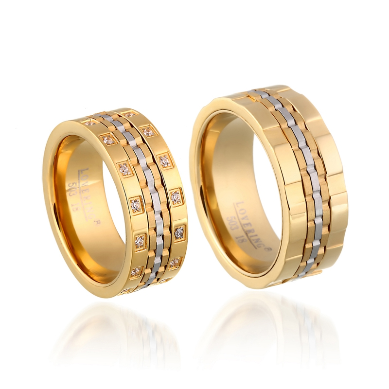 LVR503D Couple Ring