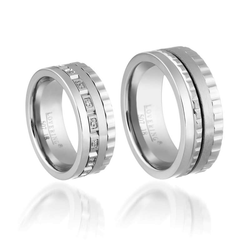 LVR507D Couple Ring