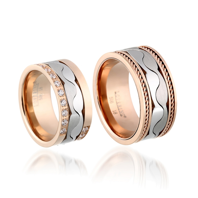 LVR506D Couple Ring