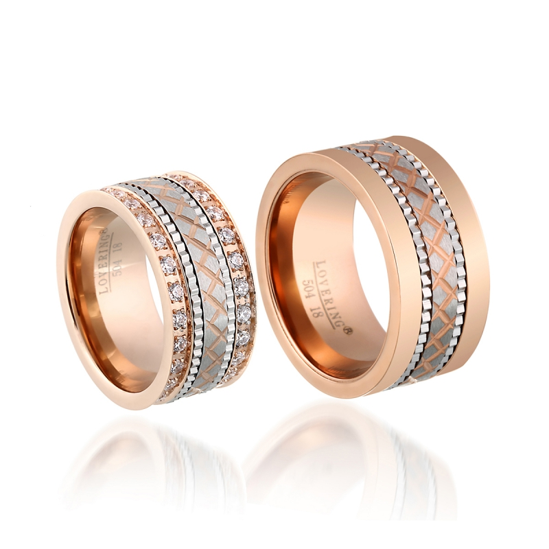 LVR504D Couple Ring