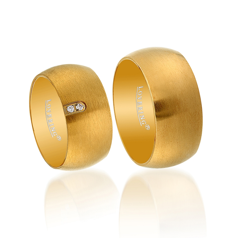 LVR516D Couple Ring