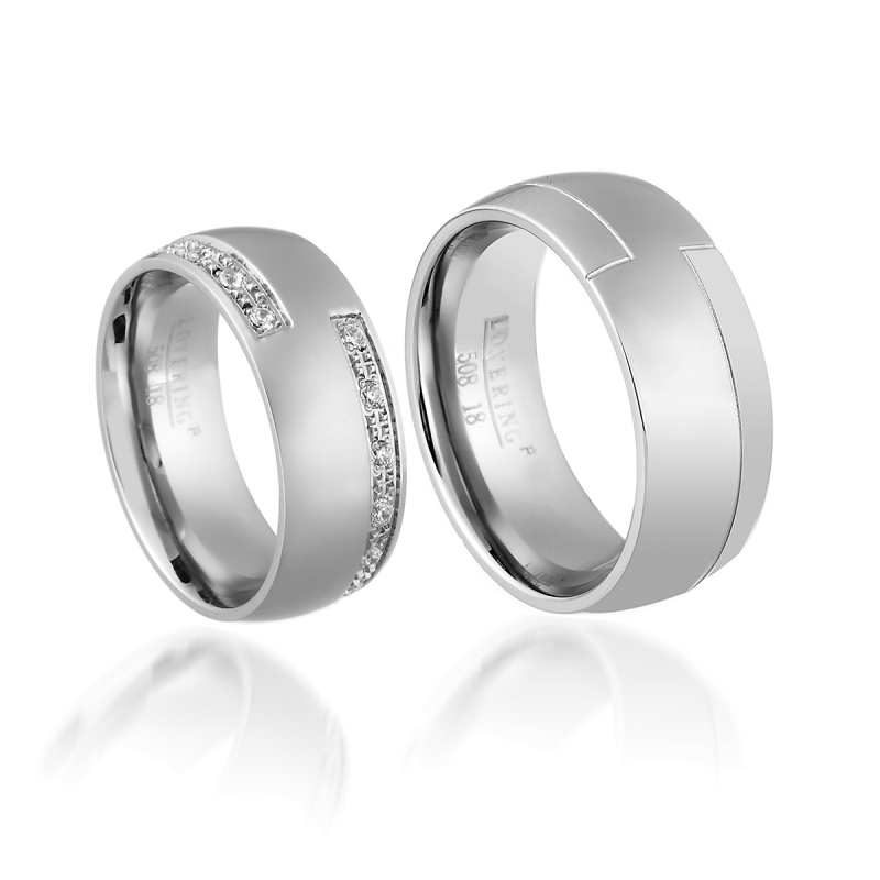 LVR508D Couple Ring