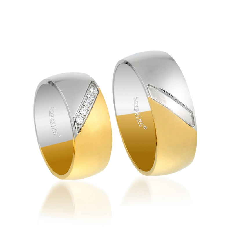 LVR521D Couple Ring