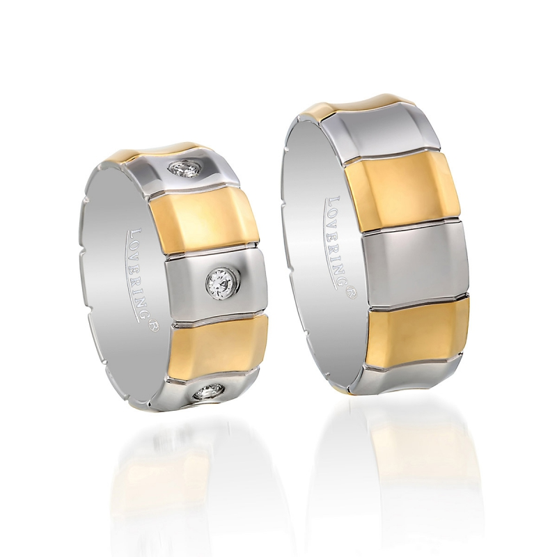 LVR526D Couple Ring