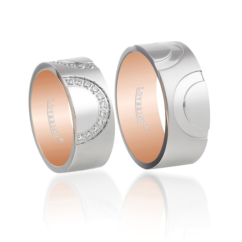LVR525D Couple Ring