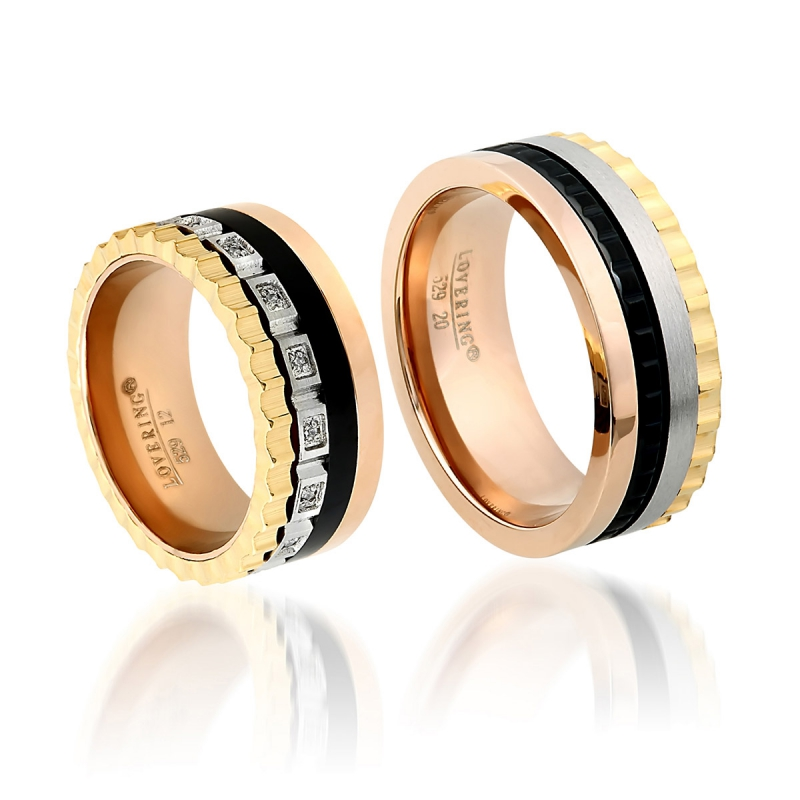 LVR529D Couple Ring
