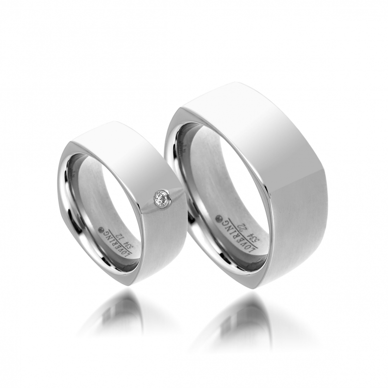 LVR534D Couple Ring