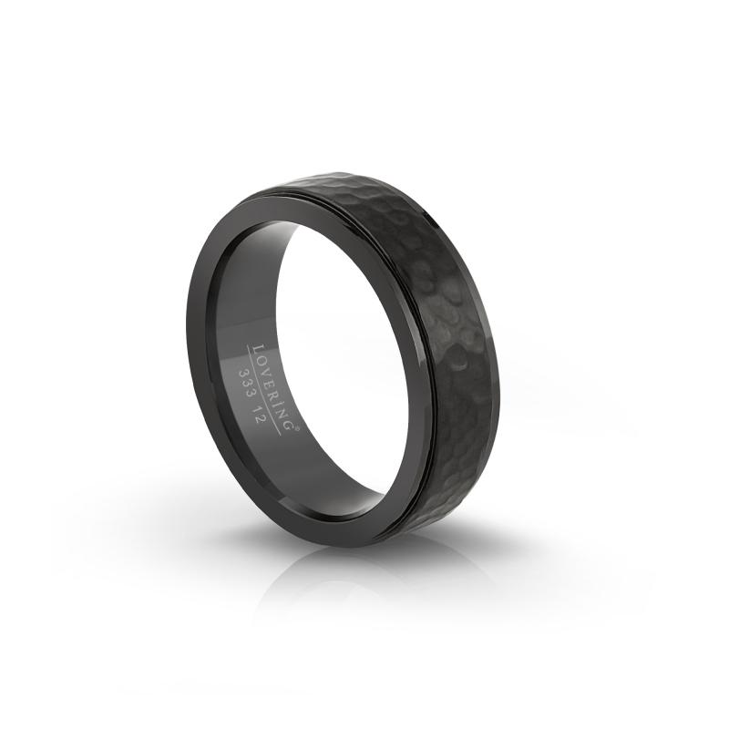 LVR333E Erkek Çelik Yüzük