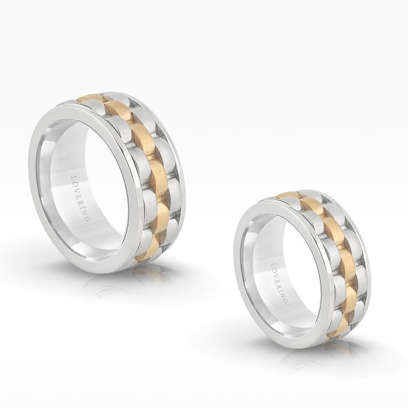 LVR201D Couple Ring