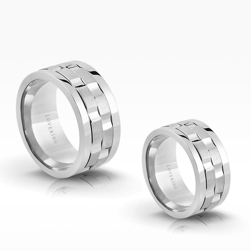 LVR302D Couple Ring