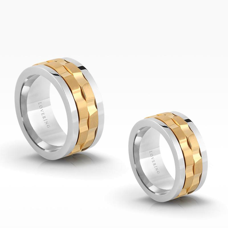 LVR305D Couple Ring