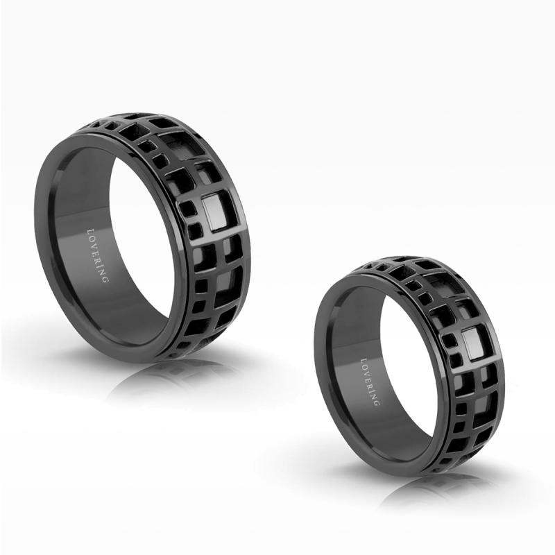 LVR306D Couple Ring