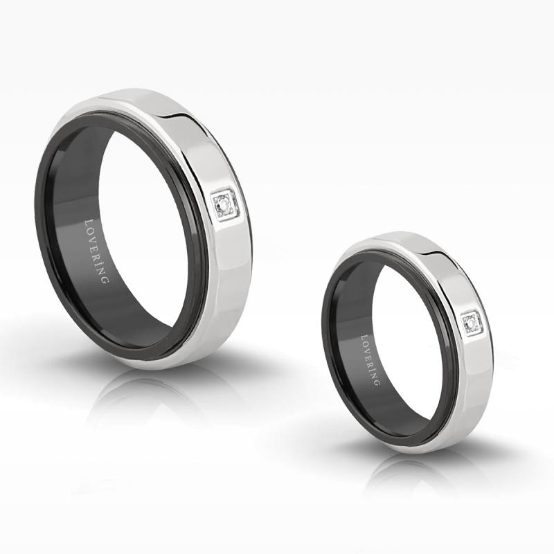 LVR307D Couple Ring