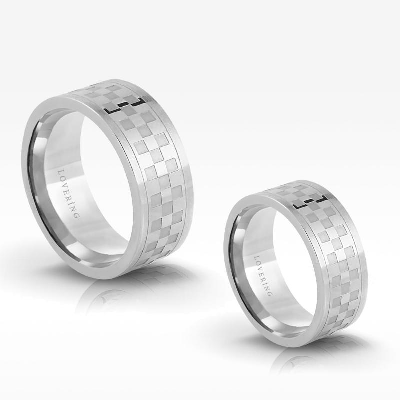 LVR313D Couple Ring