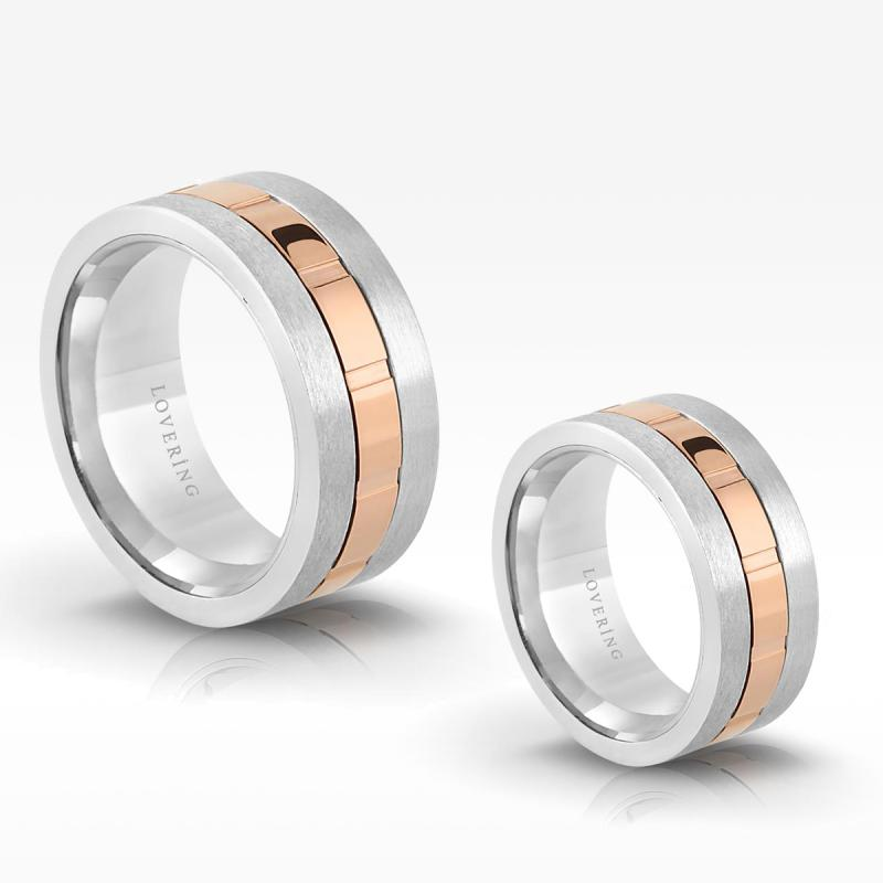 LVR314D Couple Ring