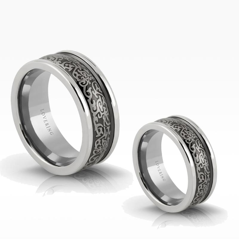 LVR317D Couple Ring