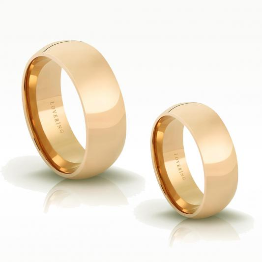 LVR319D Couple Ring