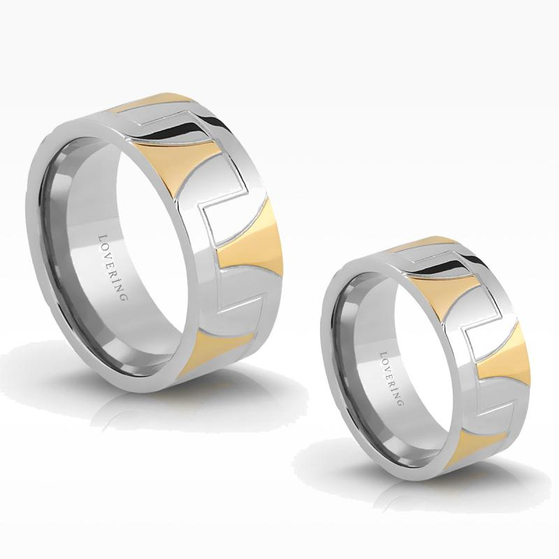 LVR323D Couple Ring