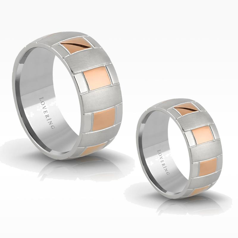 LVR325D Couple Ring