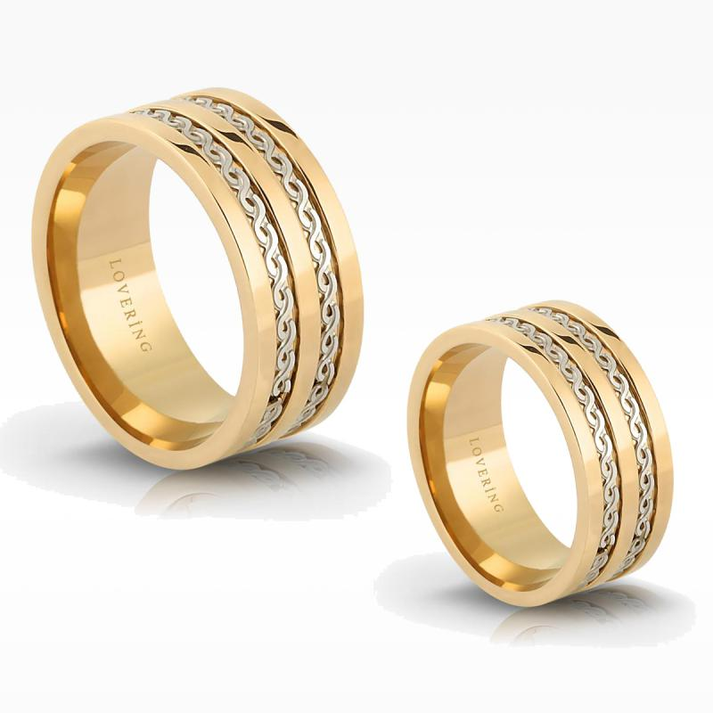 LVR328D Couple Ring
