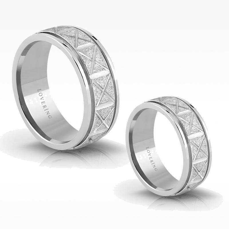 LVR332D Couple Ring
