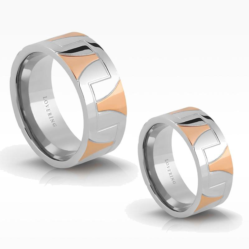 LVR334D Couple Ring