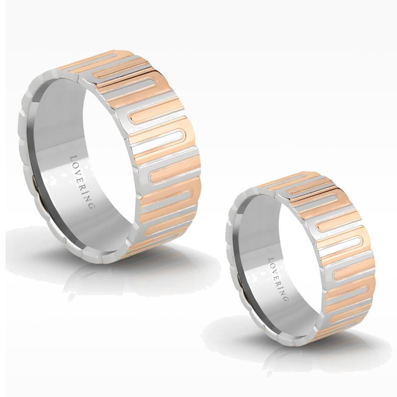 LVR337D Couple Ring