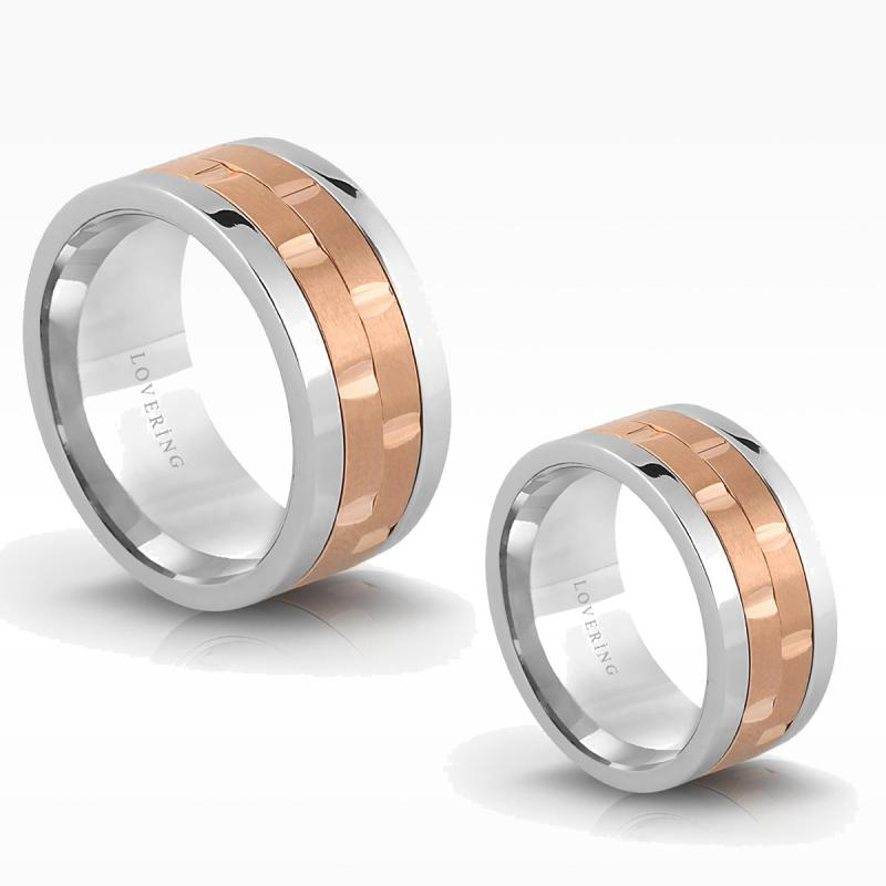 LVR339D Couple Ring