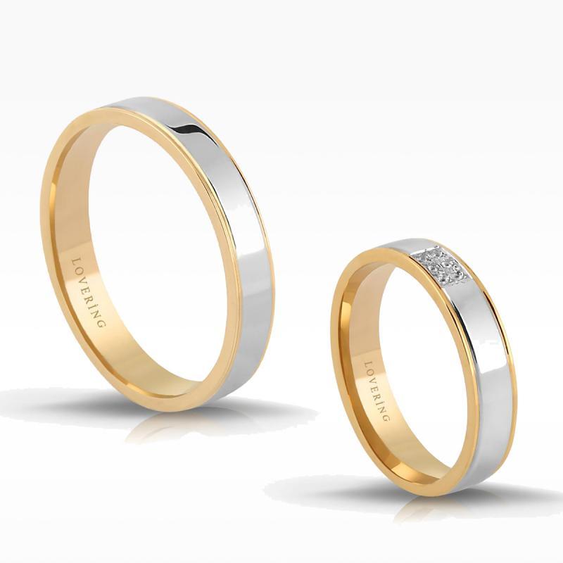 LVR409D Aşk Yüzüğü