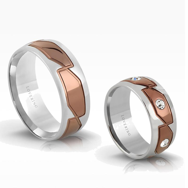 LVR524D Couple Ring