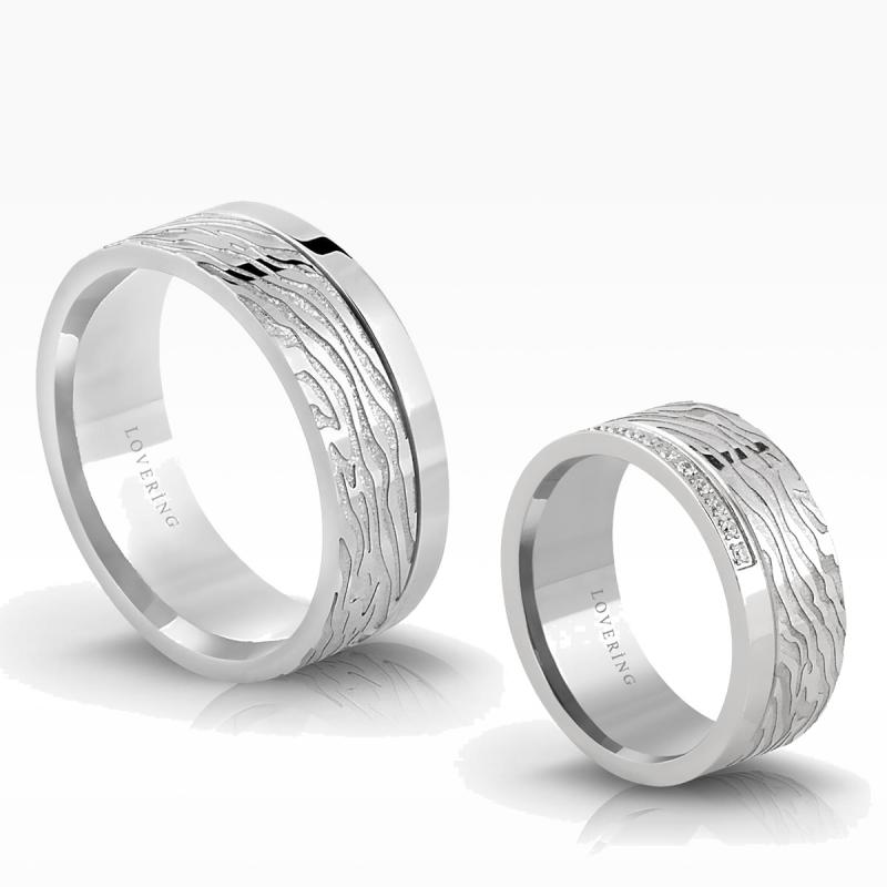LVR528D Couple Ring